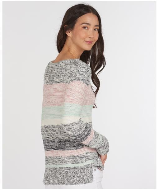 Women's Barbour Littlehampton Knit Sweater - New Navy
