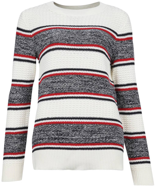 Women's Barbour Merseyside Knit - Off White
