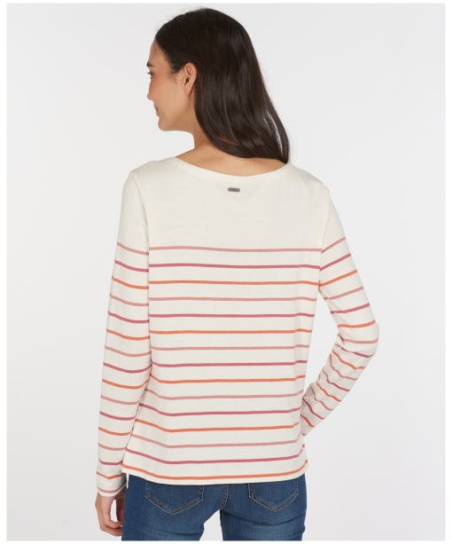 Women's Barbour Hawkins Stripe Top - Multi