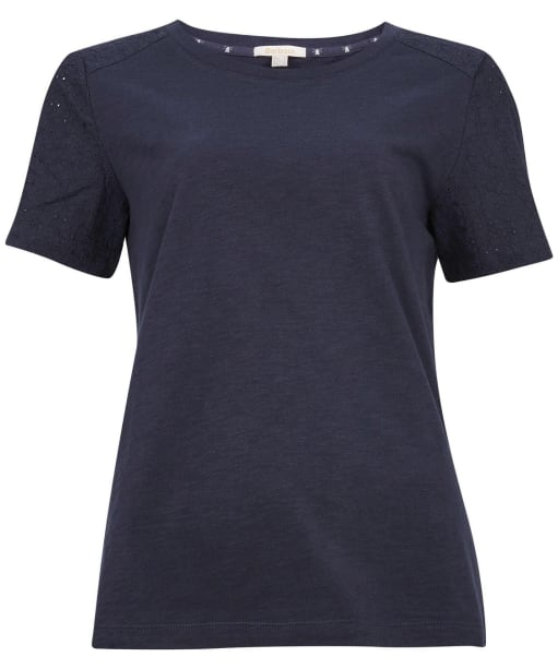 Women's Barbour Springtide Top - Navy