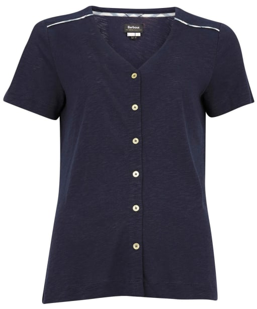 Highlands Top - Navy