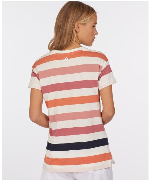 Women's Barbour Southport Top - Cloud Stripe