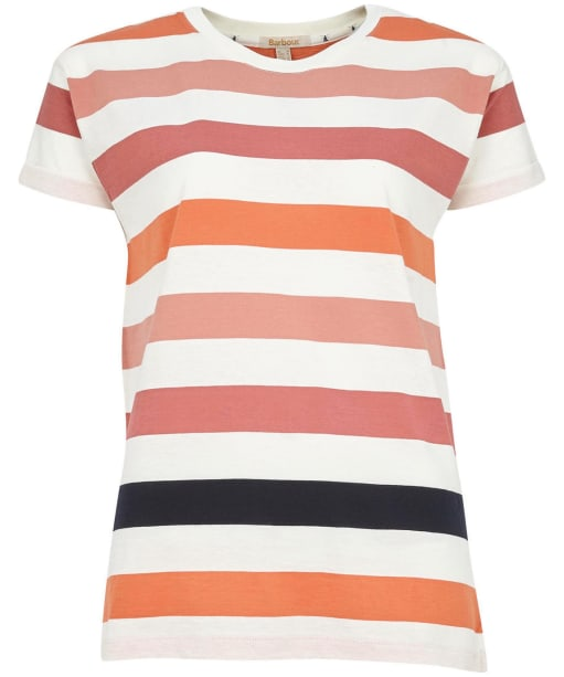 Women's Barbour Southport Top - Cloud Stripe
