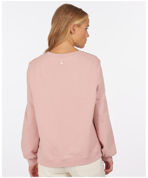 Women's Barbour Padstow Overlayer - Blusher