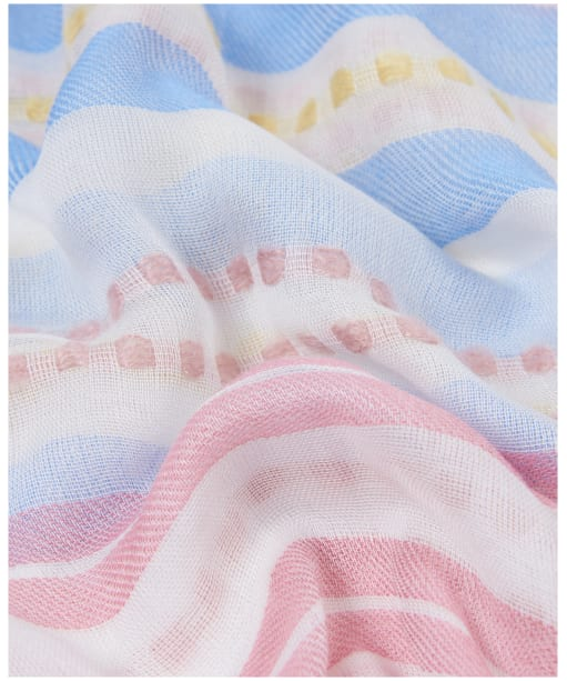 Women's Barbour Seaview Stripe Wrap - Multi