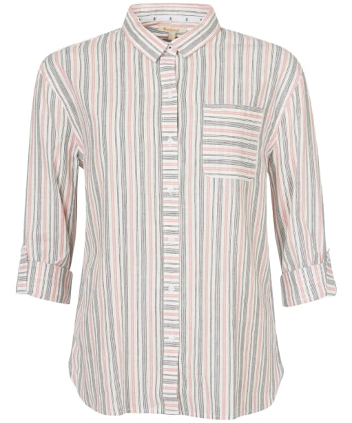 Holywell Shirt - Cloud Stripe