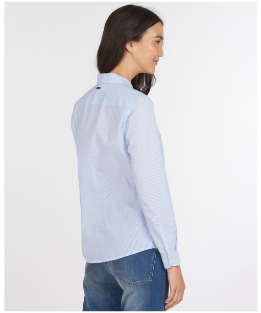 Dorset Shirt - Blue / White