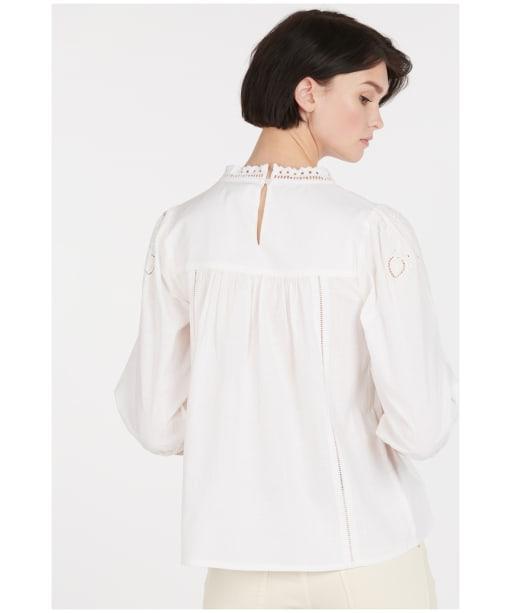 Charlotte Shirt - White