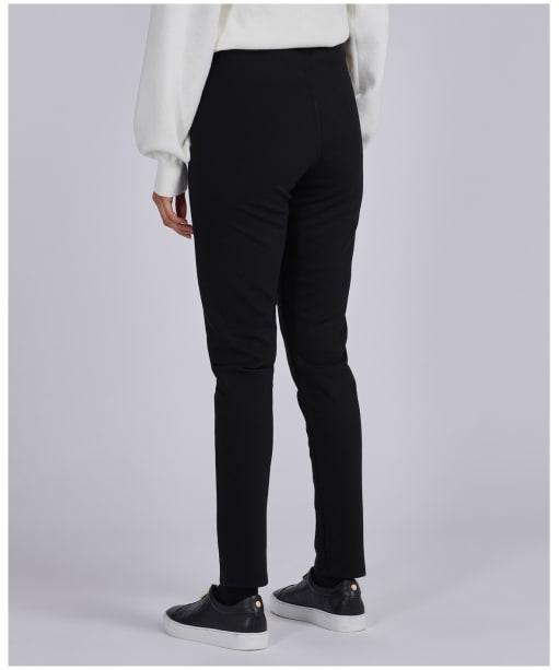 Women's Barbour International Qualify Trousers - Black