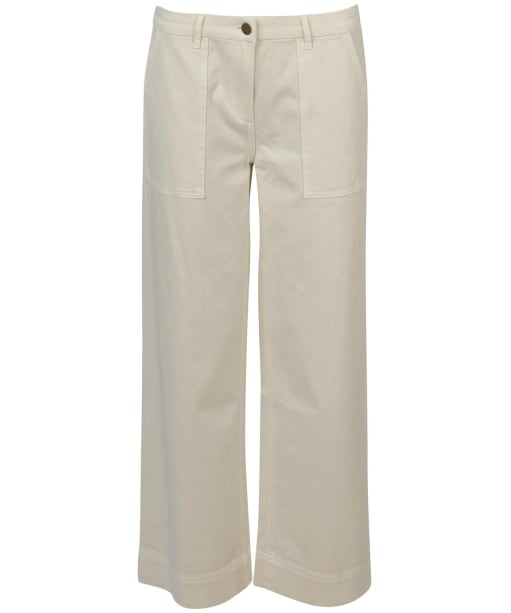Women's Barbour Summer Cabin Trouser - Ecru