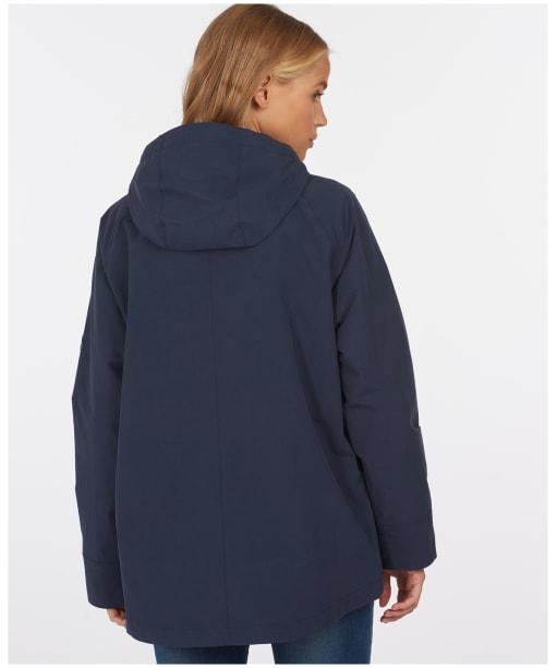 Women's Barbour Salcombe Jacket - Dark Navy