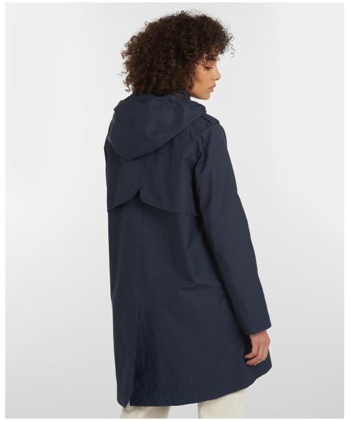 Women's Barbour Blackett Jacket - Navy