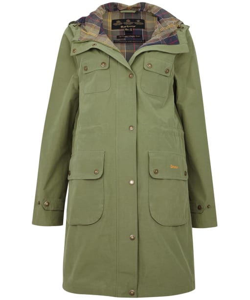 Women's Barbour Idris Jacket - Bayleaf