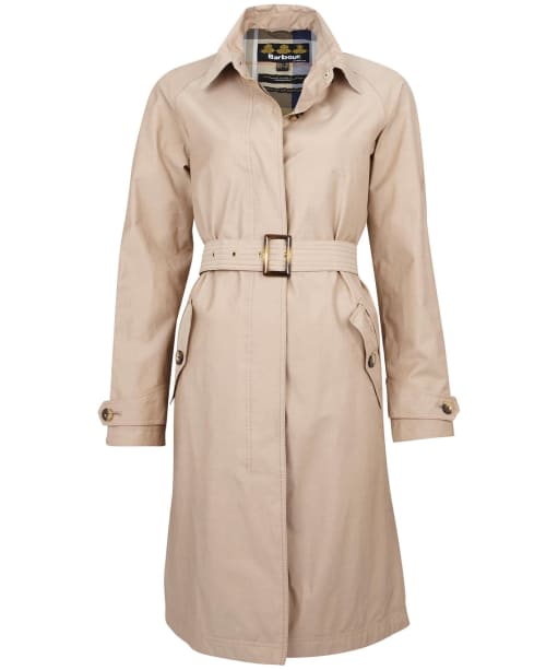 Women's Barbour Brunswick Jacket - Light Trench