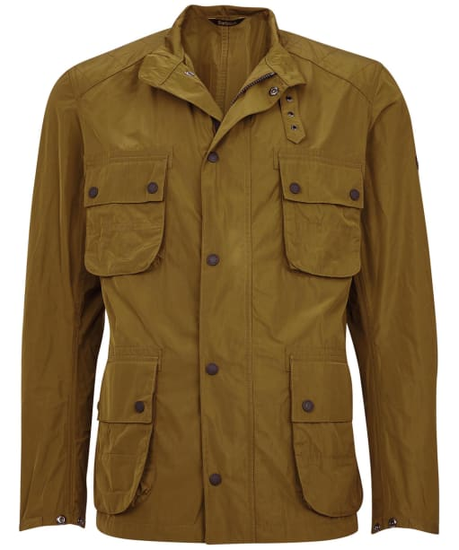 Men's Barbour International Weir Casual Jacket - LIGHT SAGE