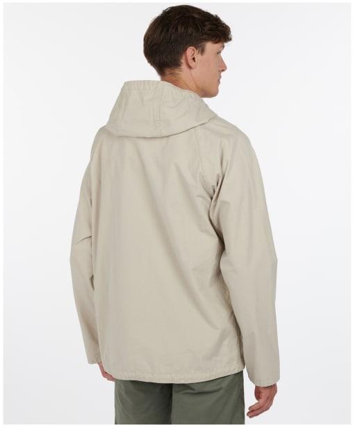 Men's Barbour Bennet Casual Jacket - Mist