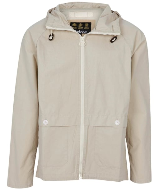 Men's Barbour Bennet Casual Jacket - Mist