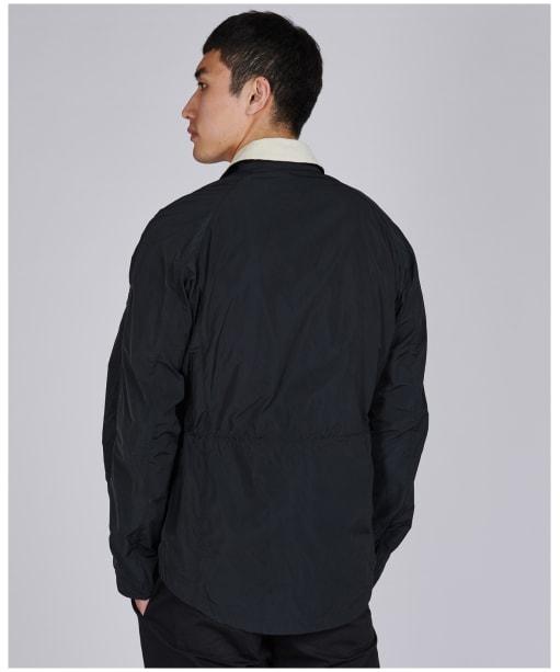 Men's Barbour International Sandwell Casual Jacket - Black