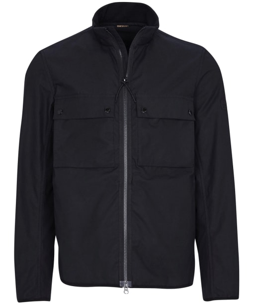 Men's Barbour International Belsfield Casual Jacket - Black