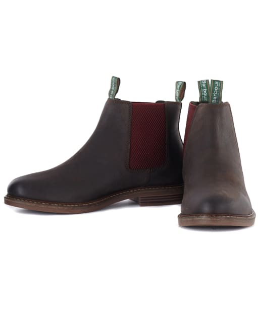 Farsley Chelsea Boot - Chocolate