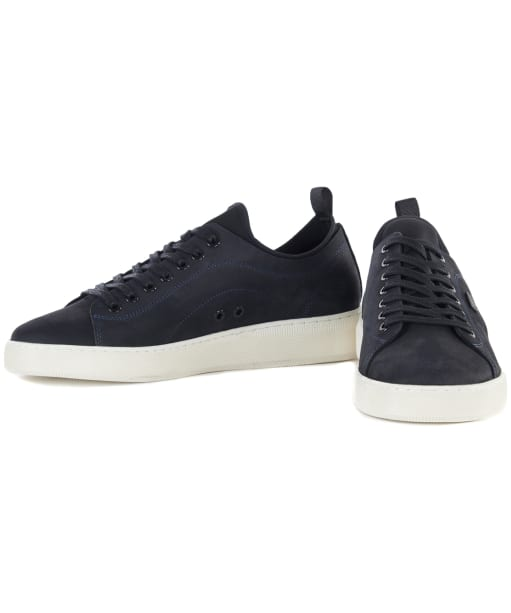 Men's Barbour International Hailwood Sneakers - Navy
