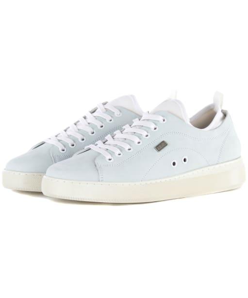Men's Barbour International Hailwood Sneakers - Off White