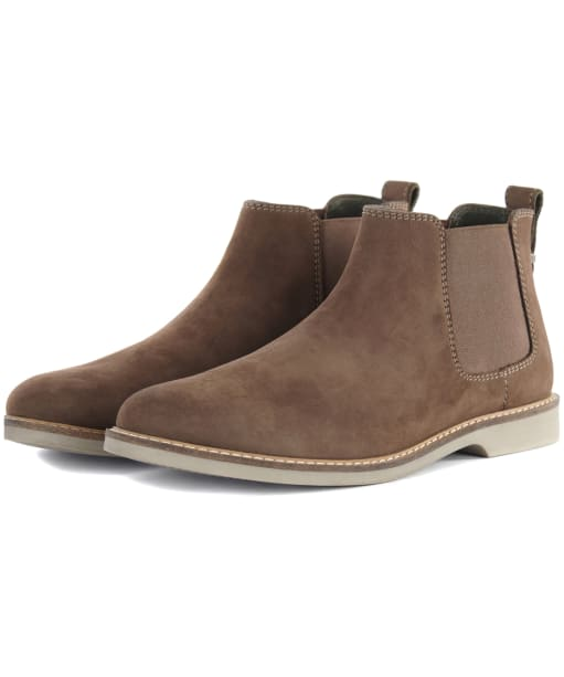 Men's Barbour Sedgefield Chelsea Boots - Taupe