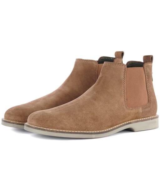 Men's Barbour Sedgefield Chelsea Boots - Sand