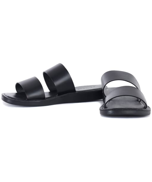 Men's Barbour Abel Sandals - Black
