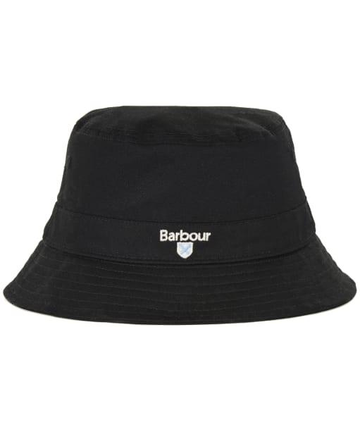 Men's Barbour Cascade Bucket Hat - Black