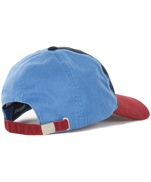 Men's Barbour Laytham Sports Cap - Navy / Red / Blue