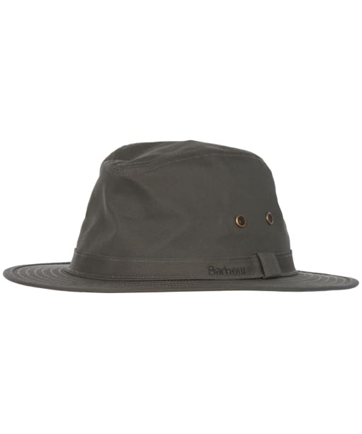Men's Barbour Dawson Safari Hat - Olive