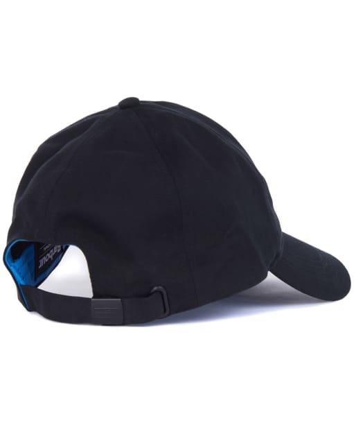 Men's Barbour International Graphic Sports Cap - Black