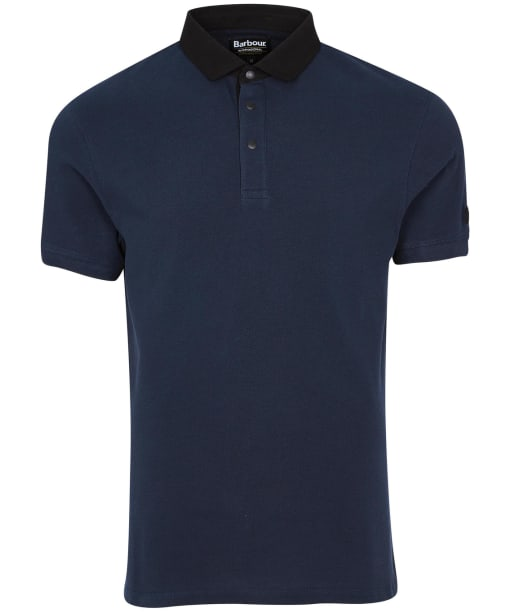 Men's Barbour International Apex Polo Shirt - Navy