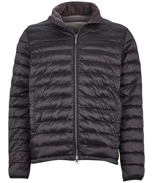Men's Barbour International Summer Impeller Quilted Jacket - Black