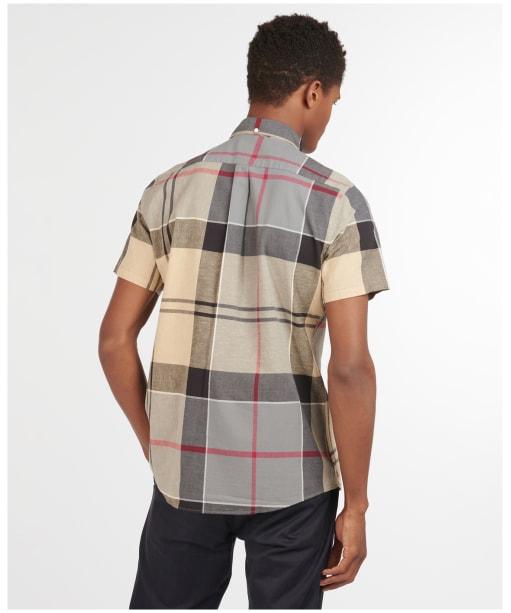 Men's Barbour Douglas S/S Shirt - Dress Tartan