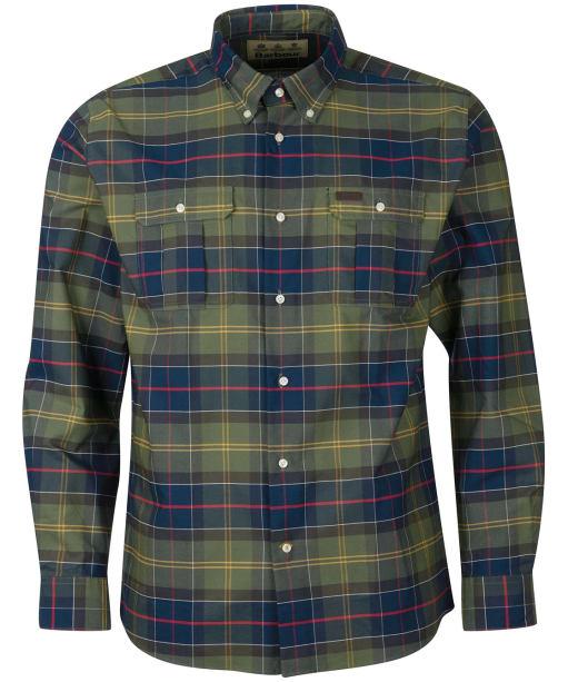 Men's Barbour Fulton Coolmax Shirt - Barbour Classic