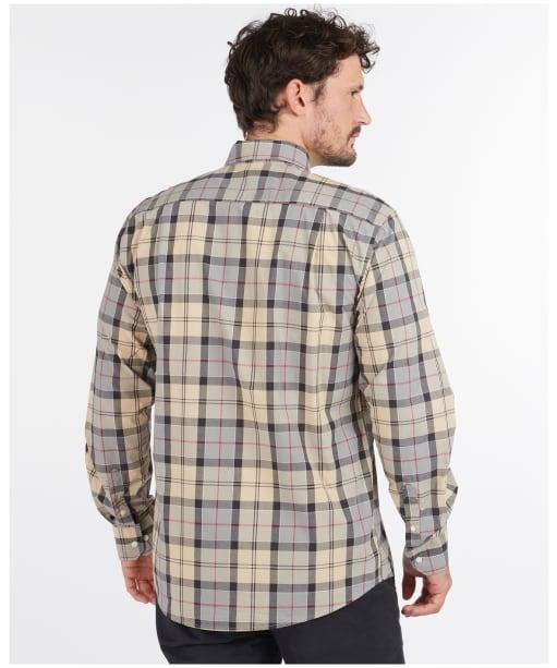 Men's Barbour Tartan 7 Regular Fit Shirt - Dress Tartan