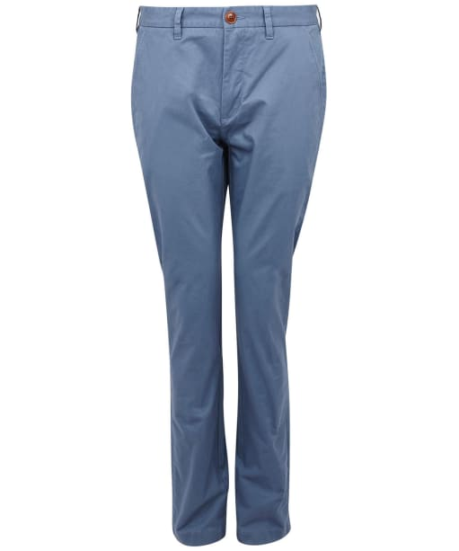 Men's Barbour Neuston Essential Chinos - Blue