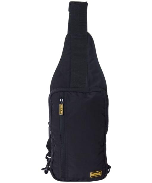 Barbour International Sling Bag - Black
