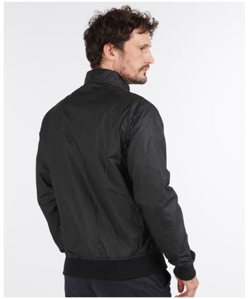 Men's Barbour Lightweight Royston Jacket - Black