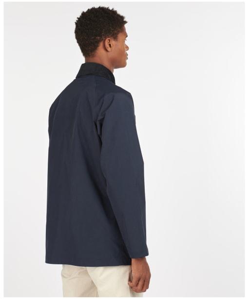 Men's Barbour Bodell Waterproof Jacket - Navy