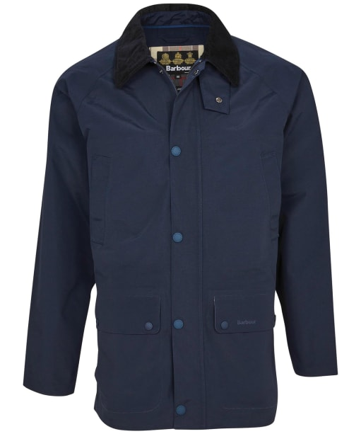 Men's Barbour Bodell Waterproof Jacket - Navy