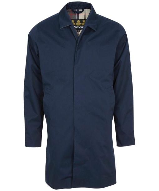 Men's Barbour Rokig Waterproof Jacket - Navy