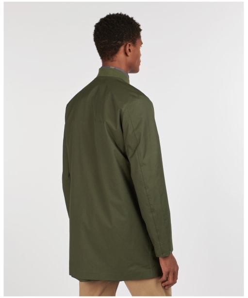 Men's Barbour Bromar Waterproof Jacket - Olive