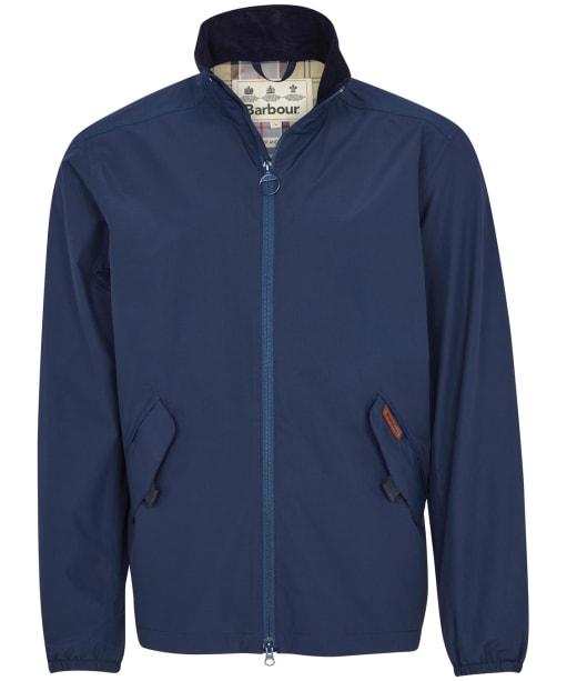 Men's Barbour Brinkburn Waterproof Jacket - Navy