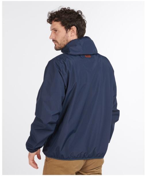 Men's Barbour Blencathra Waterproof Jacket - Navy