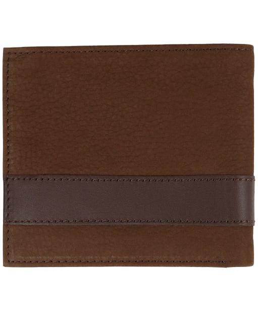 Men's Dubarry Grafton Leather Wallet - Walnut