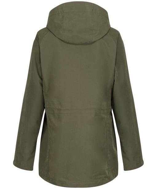 Women's Musto BR1 Burnham Waterproof Jacket - Dark Moss
