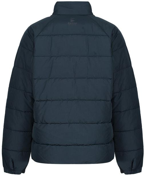 Men's Barbour Enkle Quilted Jacket - Navy